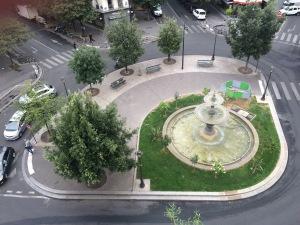 St Jacques roundabout