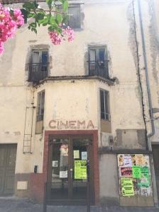 Cinema Paradiso - old cinema building