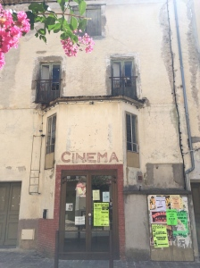 Cinema Paradiso - old cinema building