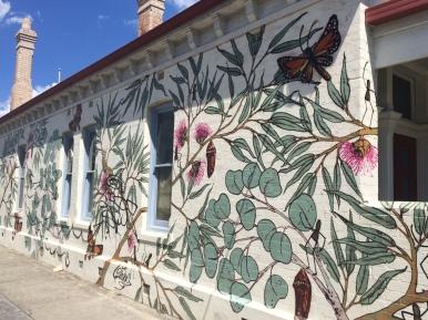Raleigh Street Mural